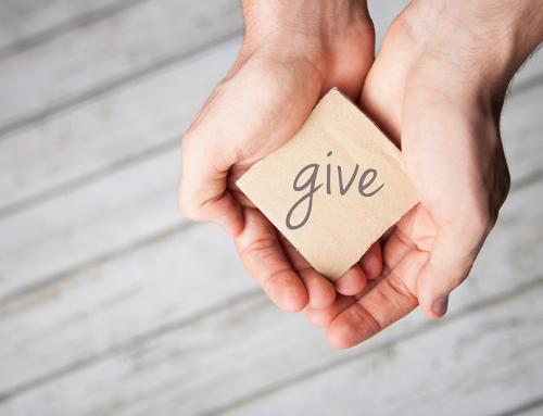 Will You Make a Qualified Charitable Distribution this Year?