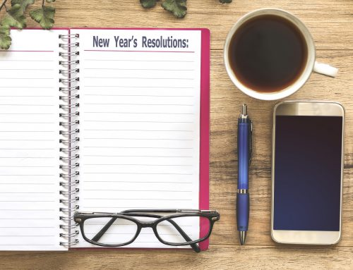 How to Keep a New Year's Resolution