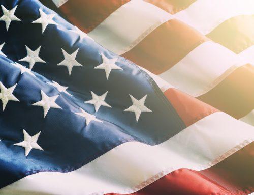 """""""Never Bet Against America"""""""